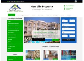 New Life Property Real Estates