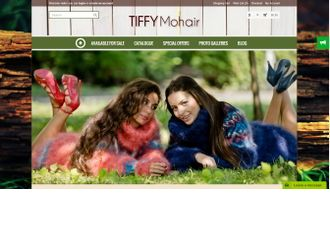 Online store TIFFY Mohair